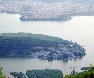 Ιωάννινα, λίμνη & νησί